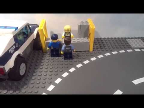 Lego custard cops episode #2