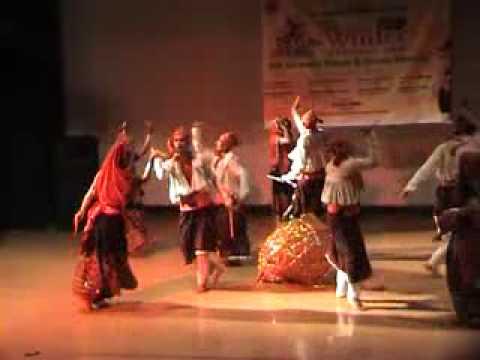 1ST PRIZE WINNER (RAAS-GARBA) OF ALL INDIA FOLK DANCE COMPETITION -pj5Sol9u_k0