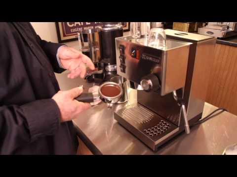 How to make a cappuccino on the Rancilio Silvia Espresso Machine