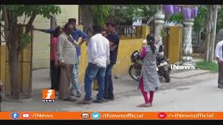 Chain Snatching Gang Hulchul In Hyderabad | iNews - INEWS