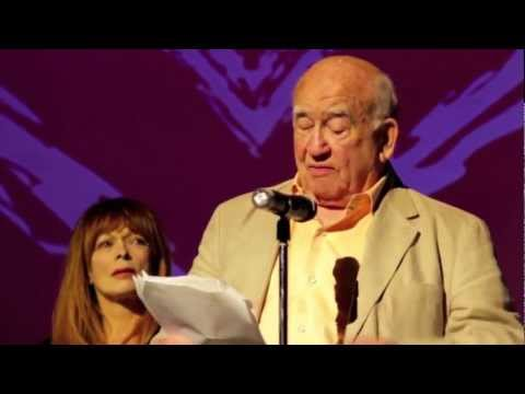 Ed Asner as Holocaust survivor Yudel R. - THE SURVIVOR MITZVAH PROJECT'S Great Performances