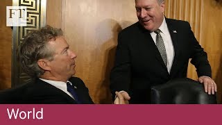 US Senate panel approves Pompeo as secretary of state - FINANCIALTIMESVIDEOS