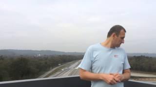 Авторевю. Эксперты испытывают летние шины в Италии