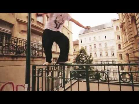 Parkour  Freerunning VIENNA  2013