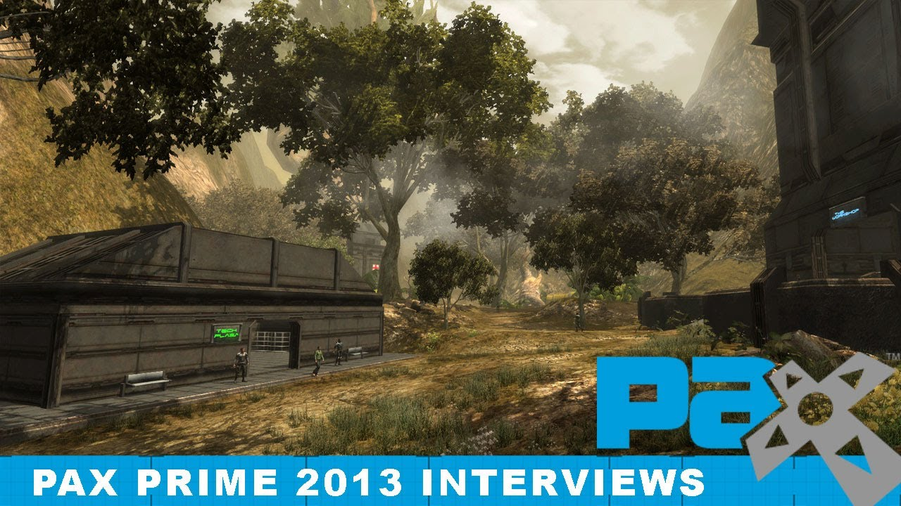 The Repopulation Interview | PAX Prime 2013