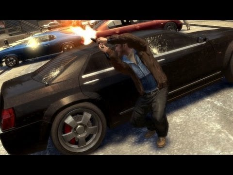 Make GTA IV Look Like GTA V - iCEnhancer Mod
