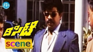 The City Movie Scenes - Anandaraj Goes To Delhi || Suresh Gopi ||  Urvashi - IDREAMMOVIES