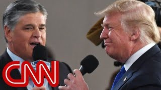 Watch Sean Hannity change tune on bill after Trump intervenes - CNN
