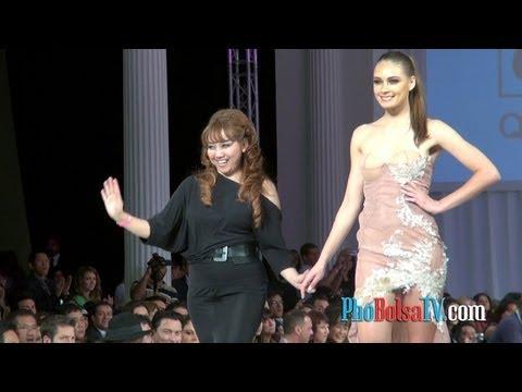 Nhà thiết kế gốc Việt Quỳnh Paris trình diễn thời trang 2013 ở Mỹ