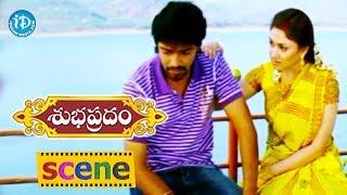 Subhapradam Movie Scenes - Manjari Phadnis Feeling Proud Of Her Husband || Allari Naresh - IDREAMMOVIES