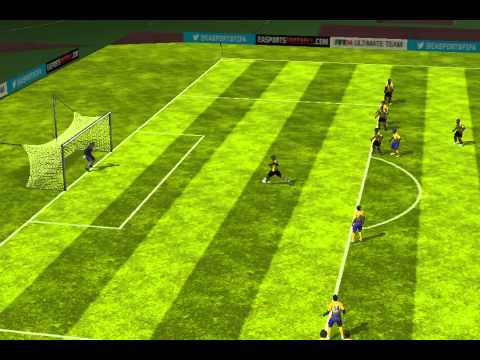 FIFA 14 iPhone/iPad - Al-Nassr vs. Al-Ittihad