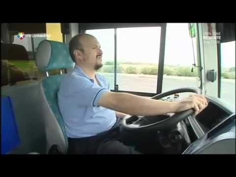 'Autobuseros' de calendario  Telemadrid.mp4