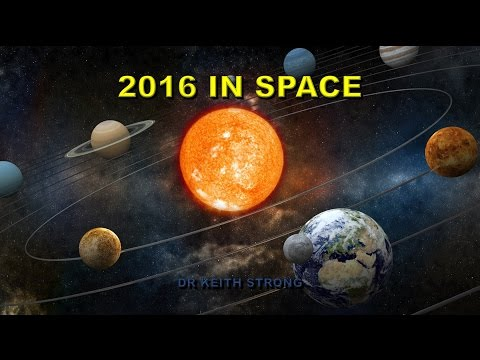 2016 in space