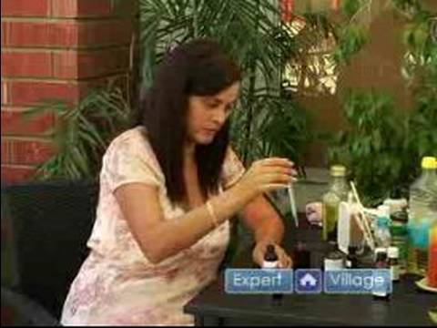 How to Blend & Use Aromatherapy Oils : Stress Relieving Aromatherapy Massage Oil