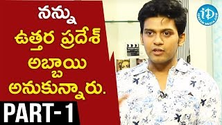 Actor Naveen Polishetty & Director Swaroop RSJ Interview Part #1 || Talking Movies With iDream - IDREAMMOVIES