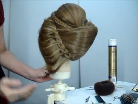 Peinado para campeonato de peluqueria-pedido Gossiplovediva
