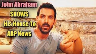 John Abraham confesses a big secret about himself to ABP News - ABPNEWSTV