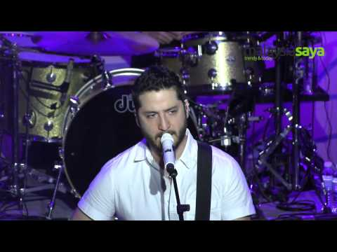 Boyce Avenue - Teenage Dream LIVE IN KL 2015