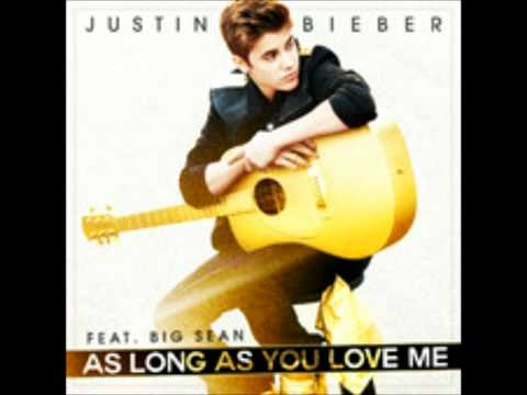 Justin Bieber - As Long As You Love Me [HD] Hi Quality