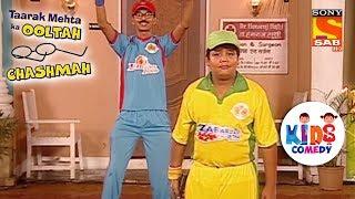 Goli Is Out  | Tapu Sena Special | Taarak Mehta Ka Ooltah Chashmah - SABTV