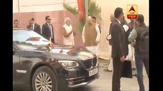 PM Modi inaugurates new BJP headquarters in Delhi - ABPNEWSTV