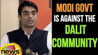 Why Modi Govt is Against the Dalit Community?| Questions Jaiveer Shergill | Mango News - MANGONEWS