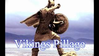 Royalty Free :Vikings Pillage