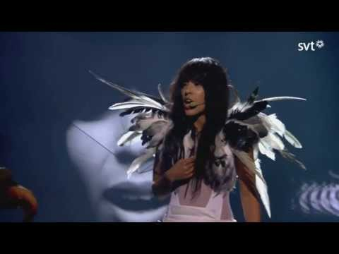 Loreen - Medley + new single We Got The Power @Grand Final Eurovision 2013 720p