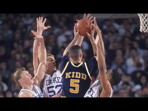 1993 NCAA Tournament - #6 Cal vs. #3 Duke (Full Game)