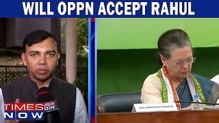 'Akhilesh Yadav Is The Key Candidate To Lead Opposition': Ghanshyam Tiwari , SP - TIMESNOWONLINE