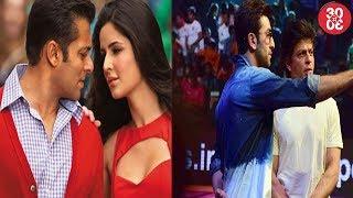 Salman Khan & Katrina Stall Shoot To Meet Each Other   Shahrukh's Cameo In 'Jagga Jasoos'