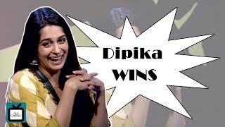 Dipika Kakkar WINS against Saba-Somi Khan | Tellychakkar | - TELLYCHAKKAR