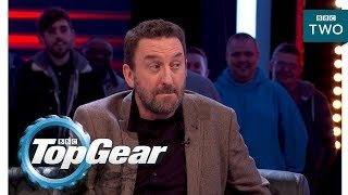 Lee Mack's surprising car collection - Top Gear - BBC Two - BBC