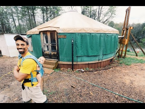 $30,000 Reasons He Lives In A YURT