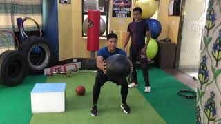 Cricket Fitness Training: Jumps and Lifts with Chinmoy Roy - CRICKETWORLDMEDIA