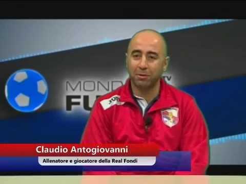 """""""MondoFutsal Fondi"""" 8a Puntata 03/03/2015"""