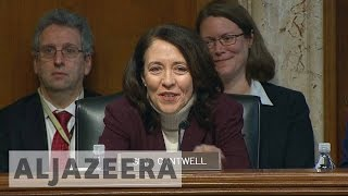 US senate questions Trump's cabinet - ALJAZEERAENGLISH