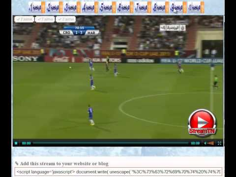 قنوات الجزيرة الرياضية المشفرة مباشر على الانترنات streamtn