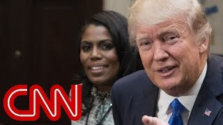 Omarosa releases recording of call with Trump - CNN