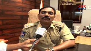 Face to face with Ramagundam commissioner Satyanarayana on Election Code | Security Arrangements - CVRNEWSOFFICIAL
