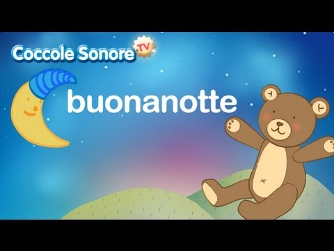 Canzoncina della Buonanotte