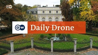 "#DailyDrone: ""La Redoute"" in Bonn 