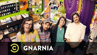 Day 1: About The Rent - Gnarnia - COMEDYCENTRAL