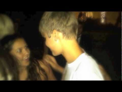 Justin Bieber crashes my cousin s wedding in Malibu Ca ORIGINAL VIDEO