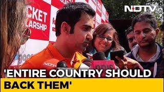 India Should Be Ready To Forfeit Pakistan Match, Says Gautam Gambhir - NDTV