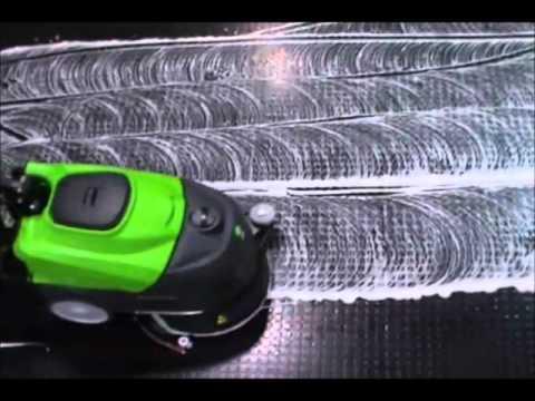 Lavadora de Piso Industrial - Lavadora de Piso Modelo CT-30
