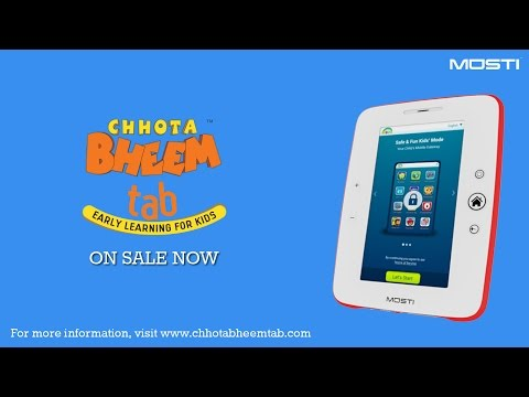 Chhota Bheem Education Tab