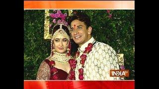 Watch Prince Narula and Yuvika Chaudhary's star-studded wedding ceremony - INDIATV