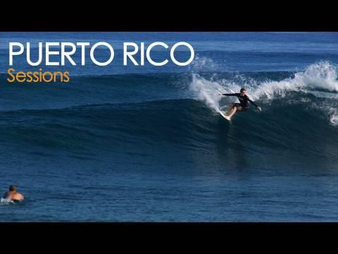 Развлечения команды скейтбордистов в Пуерто Рико