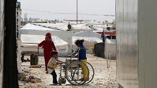 التغريبة الفلسطينية تلوح في أفق لاجئي سوريا بالأردن